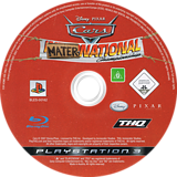 Cars: Mater-National Championship PS3 disc (BLES00162)