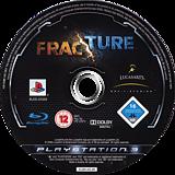 Fracture PS3 disc (BLES00329)