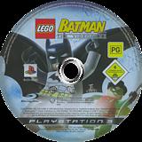 LEGO Batman: The Videogame PS3 disc (BLES00332)