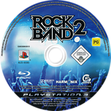Rock Band 2 PS3 disc (BLES00385)