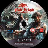 Dead Island PS3 disc (BLES00749)