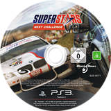 Superstars V8 Next Challenge PS3 disc (BLES00771)