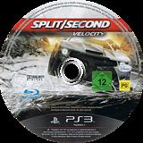 Spit/Second: Velocity PS3 disc (BLES00780)