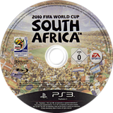 2010 FIFA World Cup South Africa PS3 disc (BLES00796)
