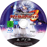 Dynasty Warriors: Strikeforce PS3 disc (BLES00825)