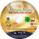 Prince of Persia: The Forgotten Sands PS3 disc (BLES00839)