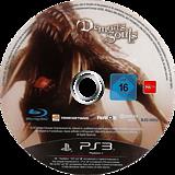 Demon's Souls PS3 disc (BLES00932)