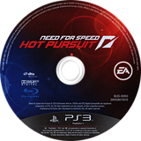 Need for Speed: Hot Pursuit (Limited Edition) PS3 disc (BLES00950)
