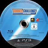 Summer Challenge: Athletics Tournament PS3 disc (BLES01011)