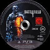 Battlefield 3 PS3 disc (BLES01275)
