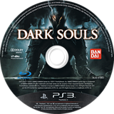 Dark Souls: Limited Edition PS3 disc (BLES01402)