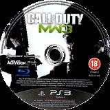 Call of Duty: Modern Warfare 3 PS3 disc (BLES01428)
