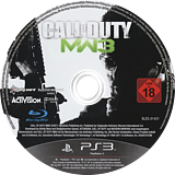 Call of Duty: Modern Warfare 3 PS3 disc (BLES01431)
