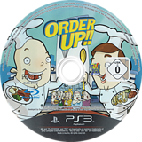 Order Up!! PS3 disc (BLES01470)