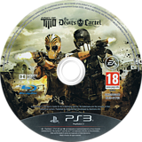 Army of Two: The Devil's Cartel PS3 disc (BLES01763)
