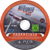 Need for Speed: Rivals PS3 disc (BLES01894)