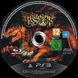Dragon's Crown PS3 disc (BLES01950)