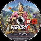Far Cry 4 PS3 disc (BLES02011)
