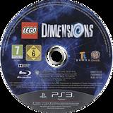 Lego Dimensions PS3 disc (BLES02105)