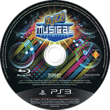Buzz! El Concurso Musical Definitivo PS3 disc (BCES00830)