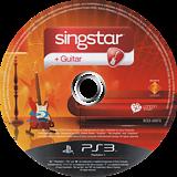 SingStar Guitar PS3 disc (BCES00979)