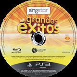 SingStar Grandes Éxitos PS3 disc (BCES01258)