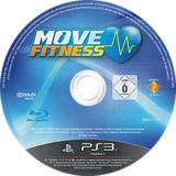 Move Fitness PS3 disc (BCES01337)