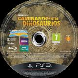 Wonderbook: Caminando entre Dinosaurios PS3 disc (BCES01806)