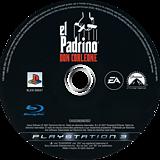 El Padrino:Don Corleone PS3 disc (BLES00047)