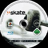 Skate PS3 disc (BLES00125)
