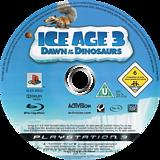 Ice Age 3: El Origen De Los Dinosaurios PS3 disc (BLES00522)