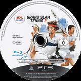 Grand Slam Tennis 2 PS3 disc (BLES00709)