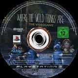Donde viven los Monstruos PS3 disc (BLES00724)