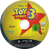 Toy Story 3 PS3 disc (BLES00876)
