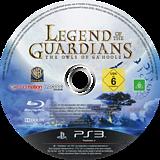 Ga'Hoole: La Leyenda de los Guardianes PS3 disc (BLES00964)