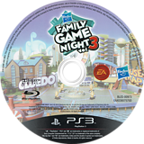 Hasbro Juegos en Familia 3 PS3 disc (BLES00973)