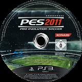 Pro Evolution Soccer 2011 PS3 disc (BLES01022)