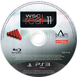 WSC Real 11: World Snooker Championship PS3 disc (BLES01148)