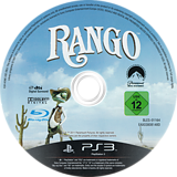 Rango PS3 disc (BLES01164)