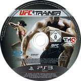 UFC Personal Trainer PS3 disc (BLES01170)