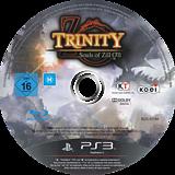 Trinity: Souls of Zill O'll PS3 disc (BLES01184)