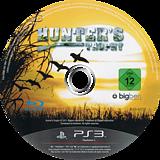 Hunter's Trophy PS3 disc (BLES01217)