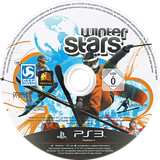 Winter Stars PS3 disc (BLES01224)