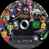 Disgaea 4: A Promise Unforgotten PS3 disc (BLES01225)