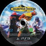 Champion Jockey: G1 Jockey & Gallop Racer PS3 disc (BLES01235)