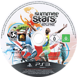Summer Stars 2012 PS3 disc (BLES01528)