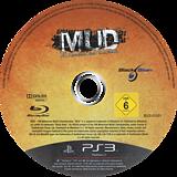 MUD FIM Motocross World Championship PS3 disc (BLES01551)