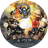 Ride to Hell: Retribution PS3 disc (BLES01581)