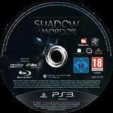 La Tierra-Media: Sombras de Mordor PS3 disc (BLES01745)