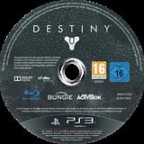 Destiny PS3 disc (BLES01857)